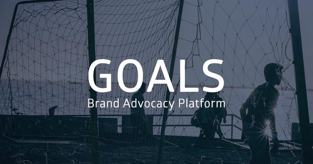 setting up marketing goals